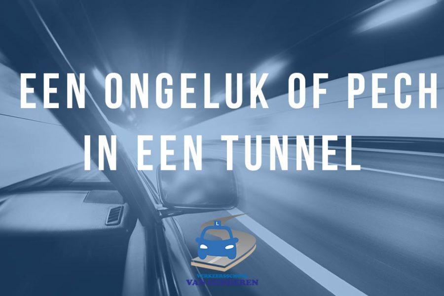 Hoe te handelen bij een ongeluk of pech in een tunnel?